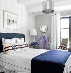 Decoration Chambre Style Marin : d coration chambre style bord de mer ~ Zukunftsfamilie.com Idées de Décoration