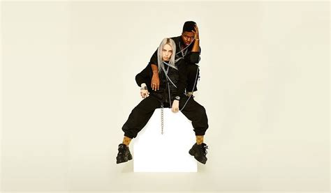 Billie Eilish & Khalid On We Heart It