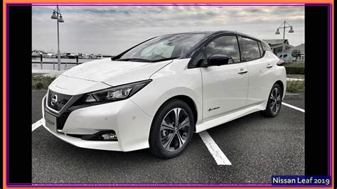 nissan leaf   nissan leaf  model overview