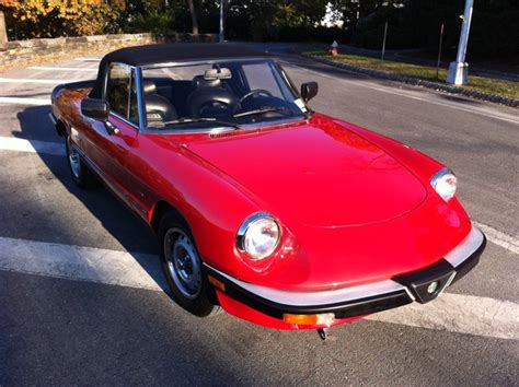1986 Alfa Romeo Spider  User Reviews Cargurus