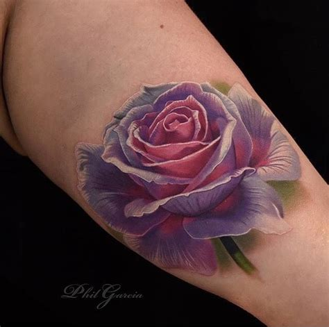 25+ Best Ideas About Realistic Rose Tattoo On Pinterest