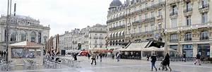 Accès à la zone piétonne de Montpellier Ville de Montpellier