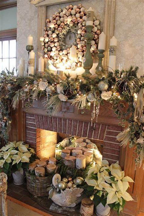 fireplace mantel decor images  pinterest