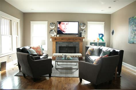 Large Living Room Furniture Arrangements by Living Room Furniture Arrangement Homesfeed