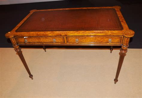 bureau writing desk regency walnut desk writing table bureau gillows ebay