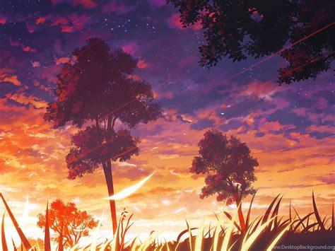 wonderful anime scenery wallpapers desktop background