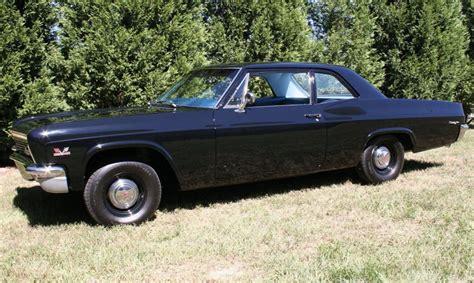 1966 Chevrolet Biscayne 2 Door Hardtop 427 Clone 15875