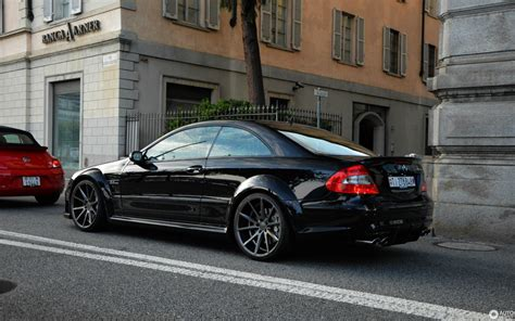 Mercedes Amg Clk 63 Black Series Adv 1 Wheels by Mercedes Clk 63 Amg Black Series 23 August 2016
