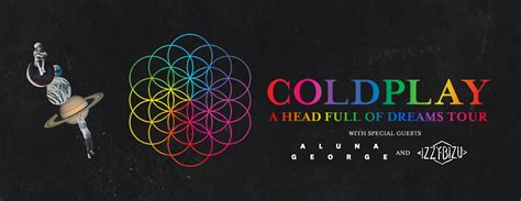 Coldplay A Head Full Of Dreams Tour  Quicken Loans Arena
