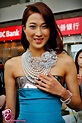 Lead Actress, Linda Chung (鍾嘉欣) Was In Singapore For The Opening Of MIKIMOTO ~ Huney'Z World