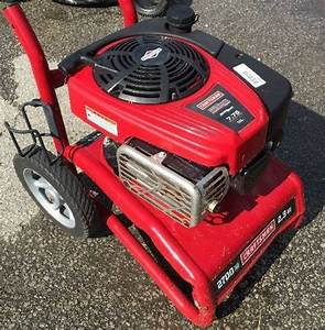 Craftsman 2700psi 2 3gpm Gas Powered Pressure Washer