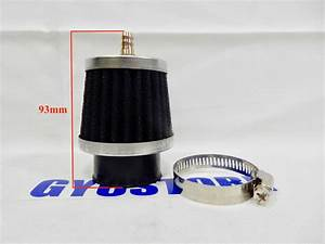 Coolster Air Filter  6 For 110cc    125cc Atv With Pz20