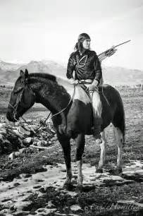 Cherokee Trail Tears Indian On Horse