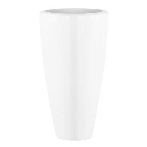 blanc en pot cache pot en r 233 sine blanc h 90 cm stockholm maisons du monde
