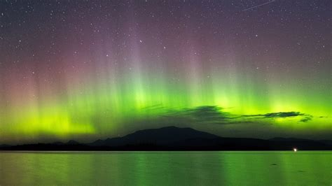 northern lights maine chance for sightings in maine new hshire wgme