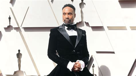 Billy Porter Just Served This Legendary Red Carpet Look