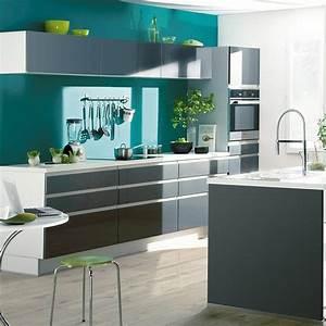Vert D Eau Couleur : top 10 des couleurs tendance pour la cuisine blog but ~ Mglfilm.com Idées de Décoration