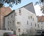 Old Synagogue, Erfurt. The oldest in Europe from 1094 ...