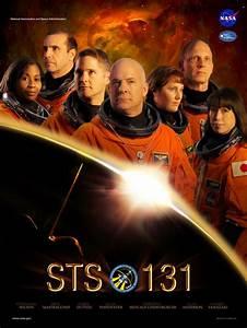 STS-131: Crew portrait - collectSPACE: Messages