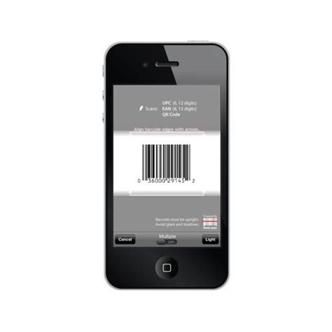 barcode app iphone top iphone barcode scanners