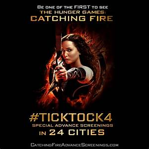 #TickTock4 - Enter to Attend a Special Advance Screening ...