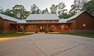 Modern Ranch Style House Plans V-shaped Ranch House ...