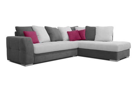 coussin canapé d angle acheter votre canapé d 39 angle coussins jetés gris blanc et