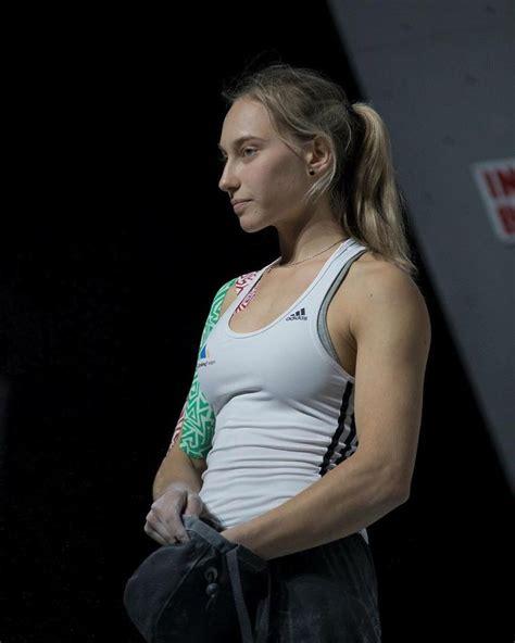 Janja Garnbret | Athletic tank tops, Female athletes, Mens ...