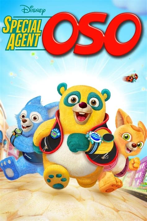 Special Agent Oso Season 1 123movies Watch Online Full