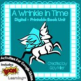 Wrinkle In Time By Madeleine L Engle | 350 x 350 jpeg 59kB