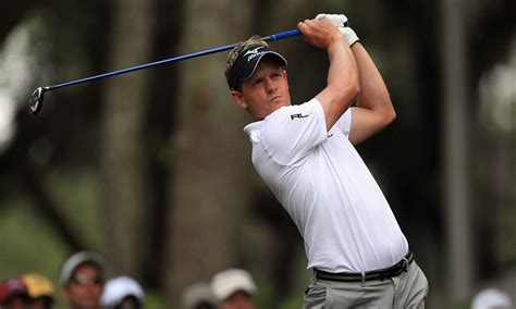 Luke Donald and Lee Westwood fight for No 1 spot   Daily ...