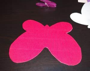 Schmetterlinge Aus Tonpapier Basteln : schmetterling zum klammern basteln ~ Orissabook.com Haus und Dekorationen