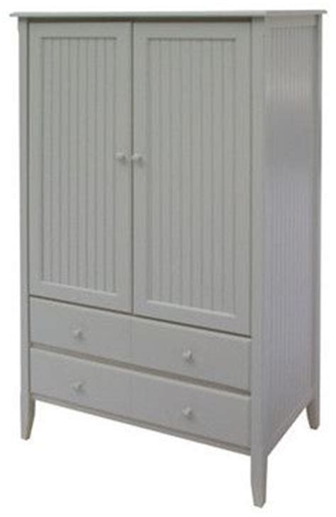maine kitchen cabinets cottage bead board armoire style armoires and 3973