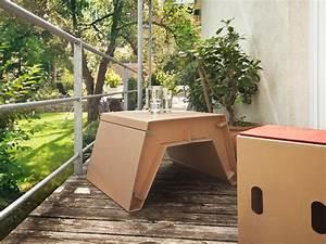 Tisch Aus Pappe : stelzer kurtl m bel aus karton ~ Sanjose-hotels-ca.com Haus und Dekorationen