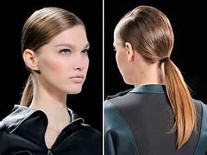 Coiffure Queue De Cheval : une queue de cheval basse cheveux 10 id es coiffures ~ Melissatoandfro.com Idées de Décoration
