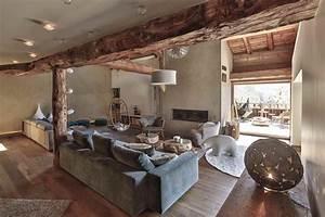 Plaisir D Interieur Deco Montagne : d corer blog fr decoration chalet ~ Dallasstarsshop.com Idées de Décoration
