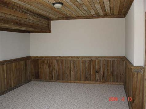25  best ideas about Basement Wainscoting on Pinterest