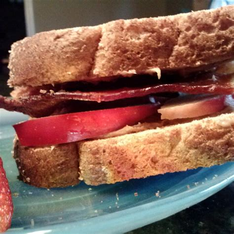 Apple Bacon And Peanut Butter Sandwiches by Peanut Butter Bacon And Apple Sandwiches Recipe