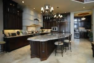 Kitchen Island And Table Custom Luxury Kitchens By Timber Ridge Properties Traditional Kitchen Denver By Timber