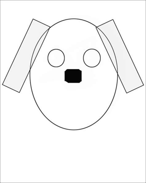 draw  dog  simple steps  easy
