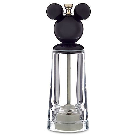 Mickey Mouse Kitchen Essentials Collection by Mickey Mouse Icon Vintage Collection Pepper Mill Disney