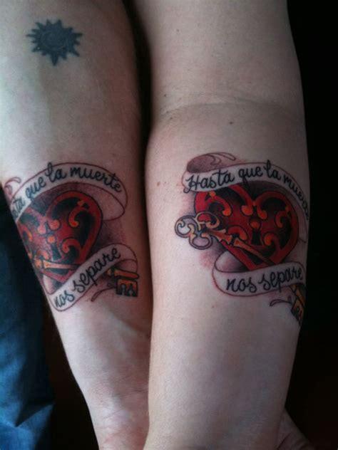 Matching Couple Tattoos Images husband  wife matching tattoos designs ideas 500 x 667 · jpeg