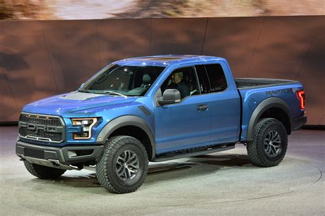 Of A 2017 Ford Raptor by 2017 Ford Raptor Revealed