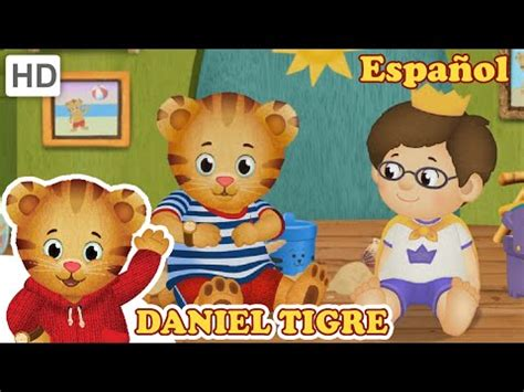 Daniel Tigre En Español  Temporada 1 Episodios