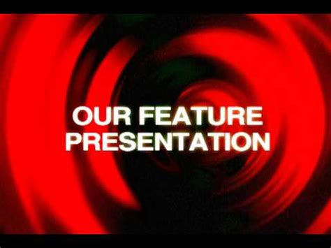 Our Feature Presentation remake - YouTube