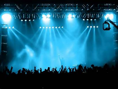Concert Background Stage Rock Lights Cool Wallpapers