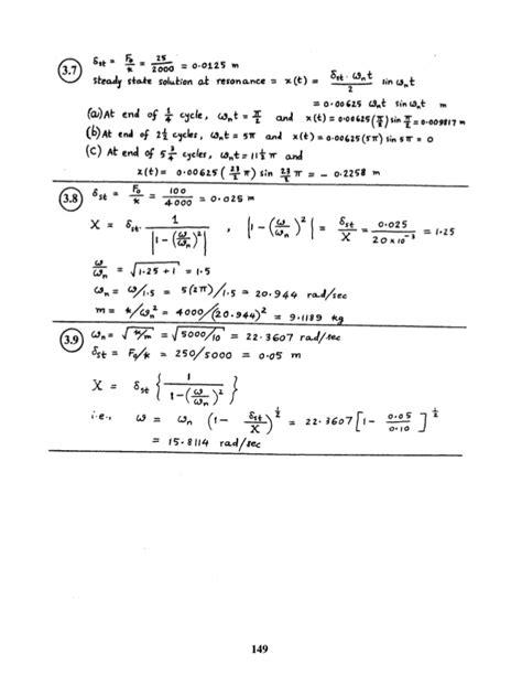 Mechanical vibrations rao 6th edition pdf download
