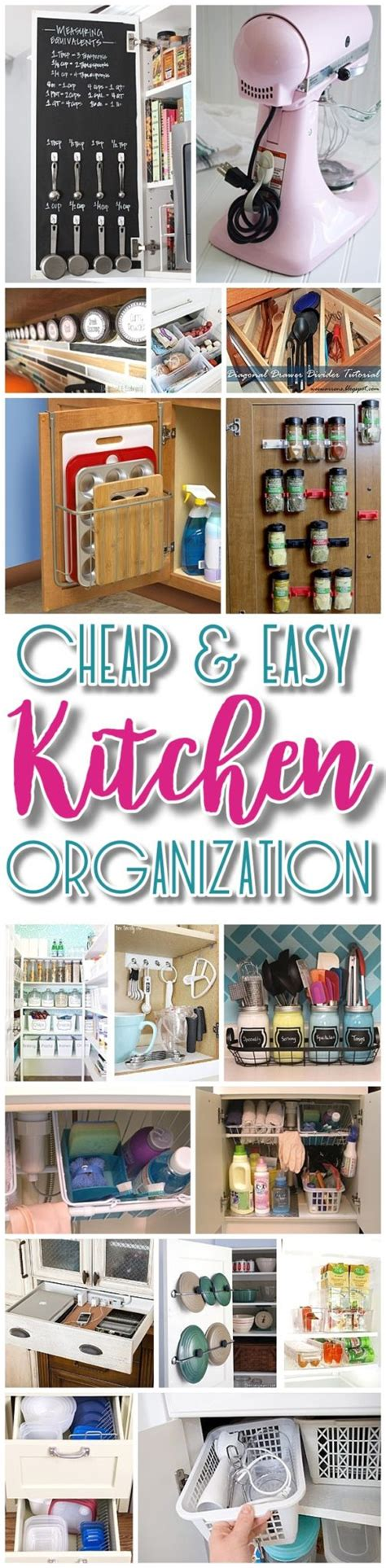 kitchen organization ideas budget easy budget ways to organize your kitchen