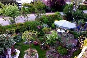 Garten Von Oben : unser mediterraner garten meiendorfer garten ein blick ~ Orissabook.com Haus und Dekorationen