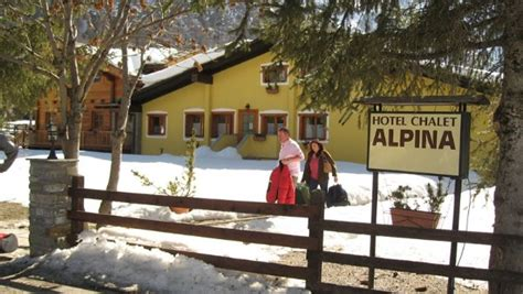 bed and breakfast la thuile chalet alpina